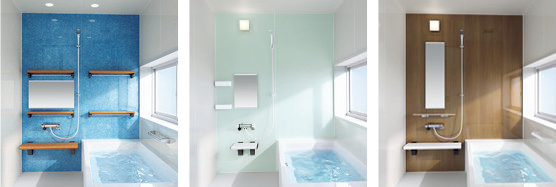 自分好みの空間にカスタマイズできる壁カラー