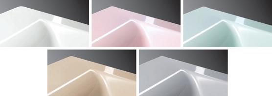 FRP浴槽カラー